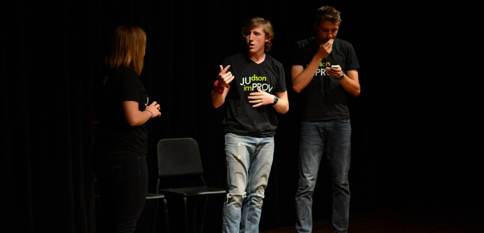 What Improv Taught Me About Business